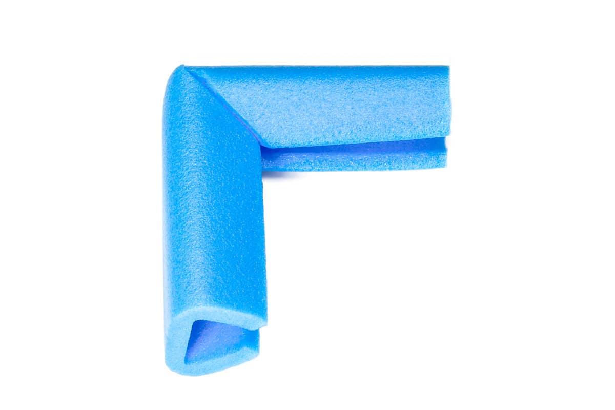 U Schuimprofiel hoekstuk - 35/45mm x 15cm (200 st)