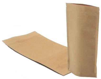 Kraftpapier stazakken 500ml - 130 x 190mm (100 st)