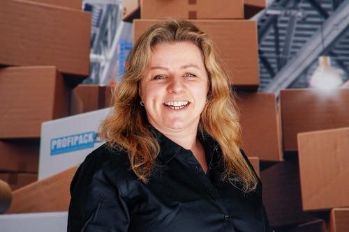 Personeel Profipack Claudia