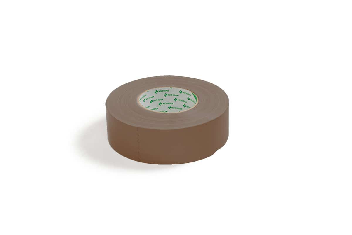 Nichiban® 1200 gaffa tape bruin - 38mm x 50m
