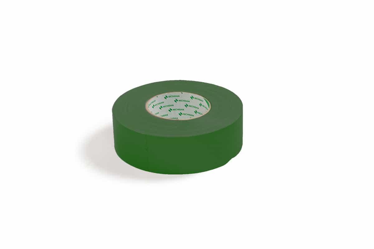 Nichiban® 1200 gaffa tape groen - 38mm x 50m