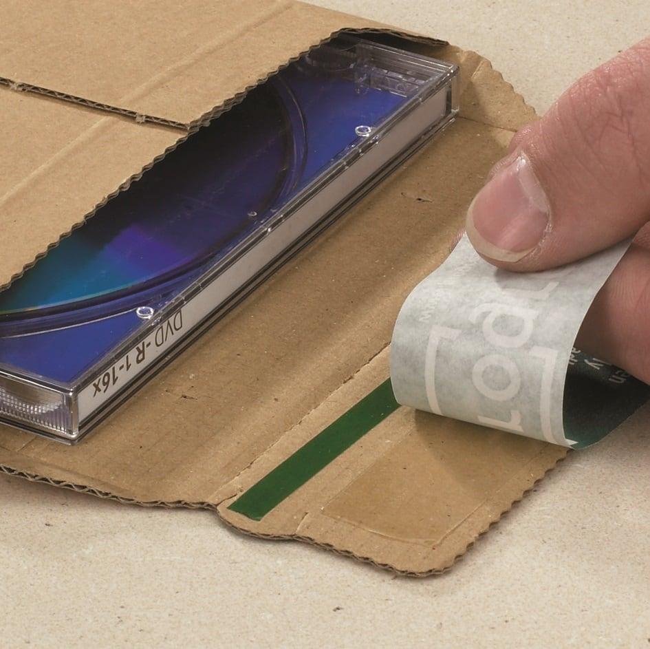 Kartonnen enveloppen Premium - 210 x 292 x 0-50mm (100 st)