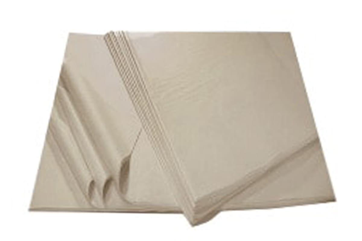 Zijdepapier houthoudend wit - 500 x 750mm x 28g/m²