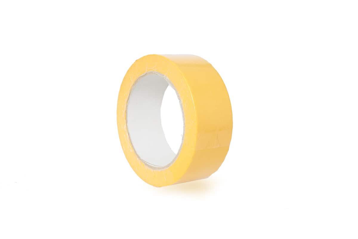 Masking tape gold - 50mm x 50m