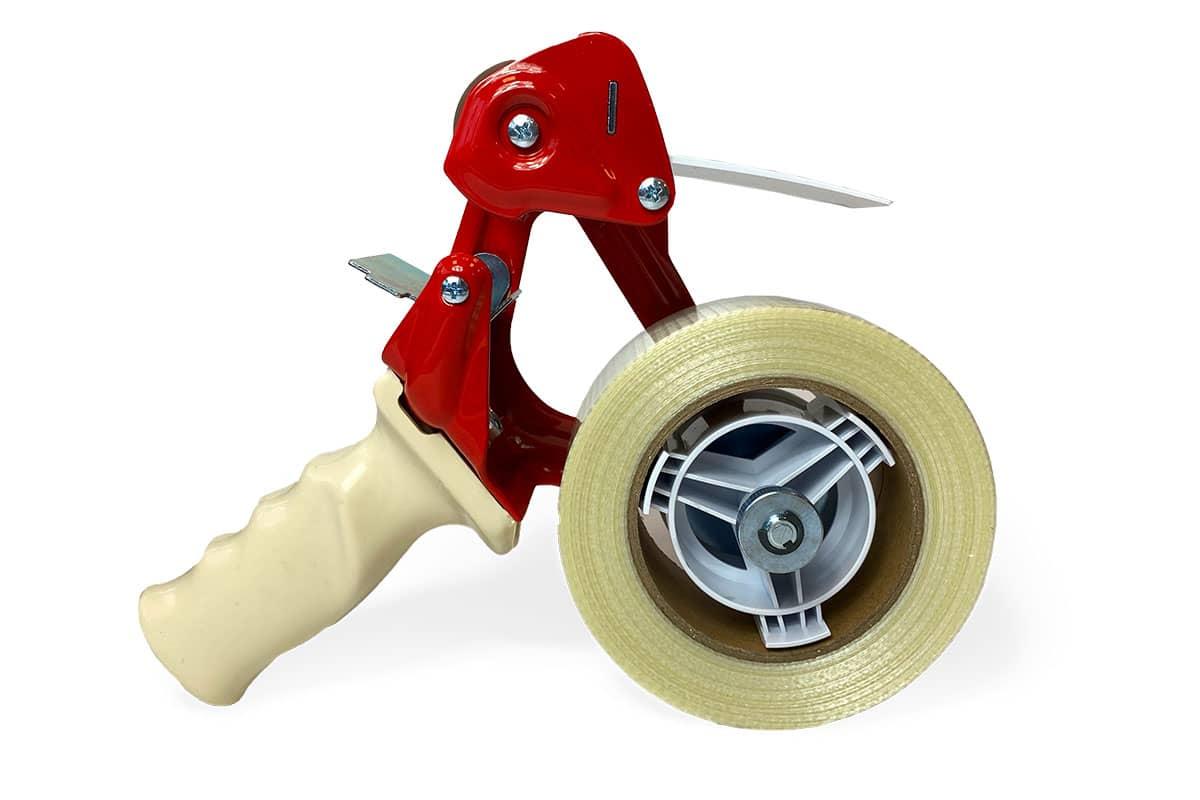 Tape dispenser filament tape deluxe - 50mm