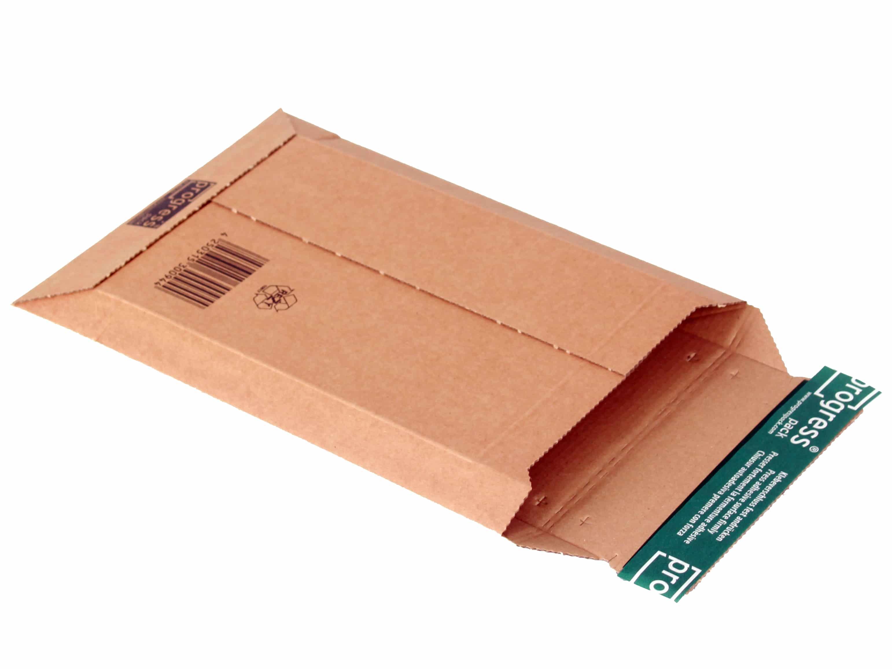Kartonnen enveloppen Premium - 187 x 272 x 0-50mm (100 st)