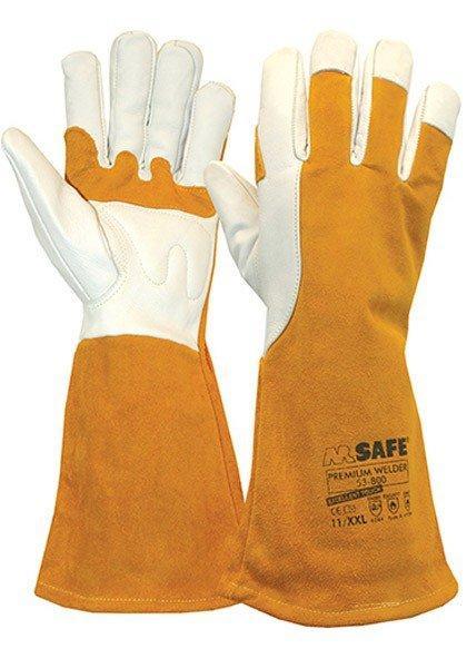 M-Safe Premium Welder 53-800 handschoenen - 6 paar