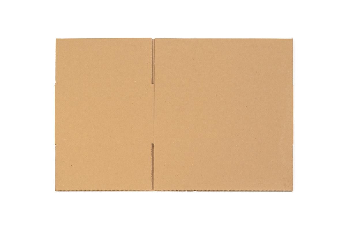 Kartonnen doos - 430 x 300 x 220mm (enkele golf)