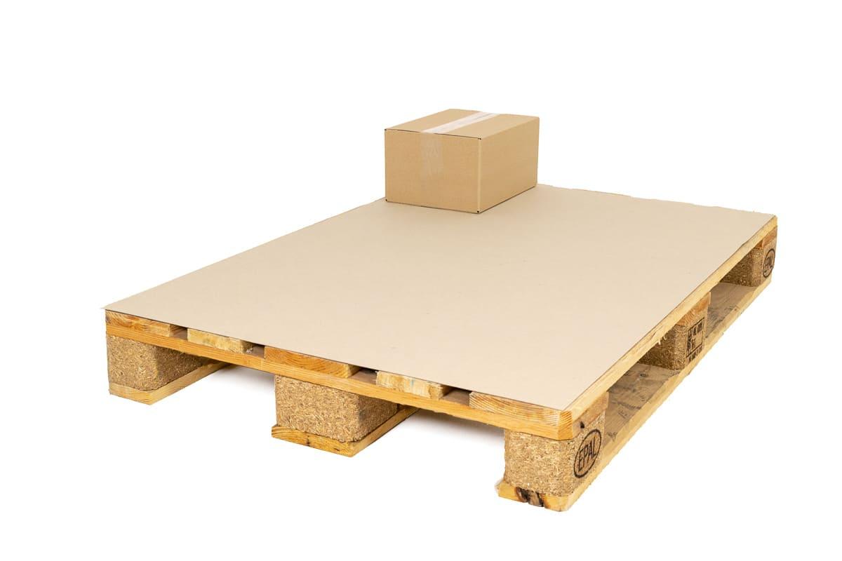 Kartonnen doos (A4) - 305 x 220 x 150mm (enkele golf)