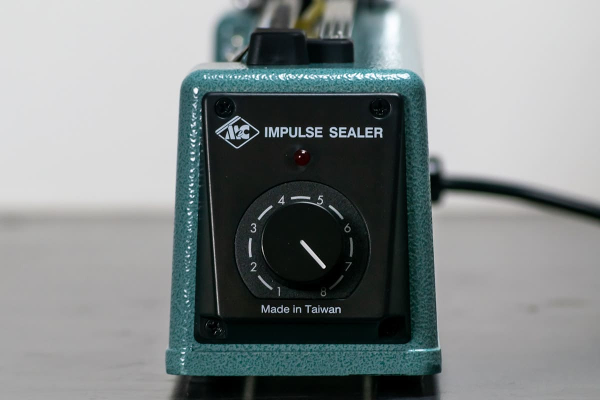 Tafel Sealapparaat HC-500