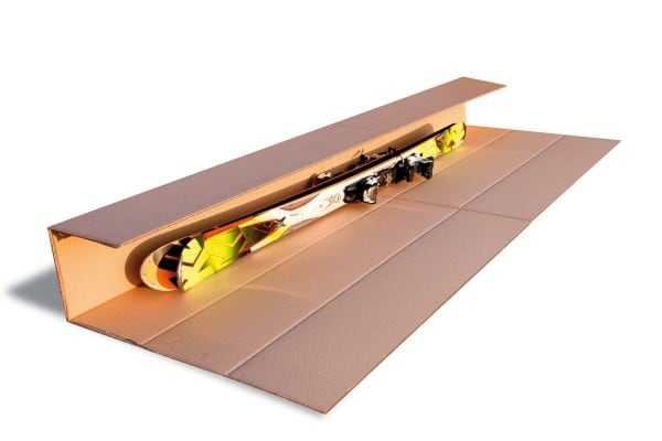 Eindloos karton - 1000 x 1143mm x 301m - 2.30BC