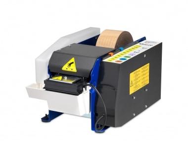 Tape dispenser Lapomatic voor gegomde papieren tape