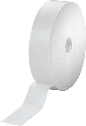 Papieren tape gegomd - 60mm x 200m - 60g/m2 - wit