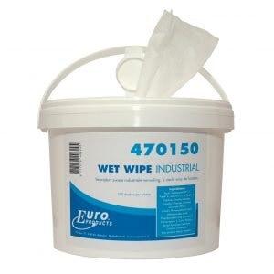 Wet Wipes Handcleaner (150 vellen)