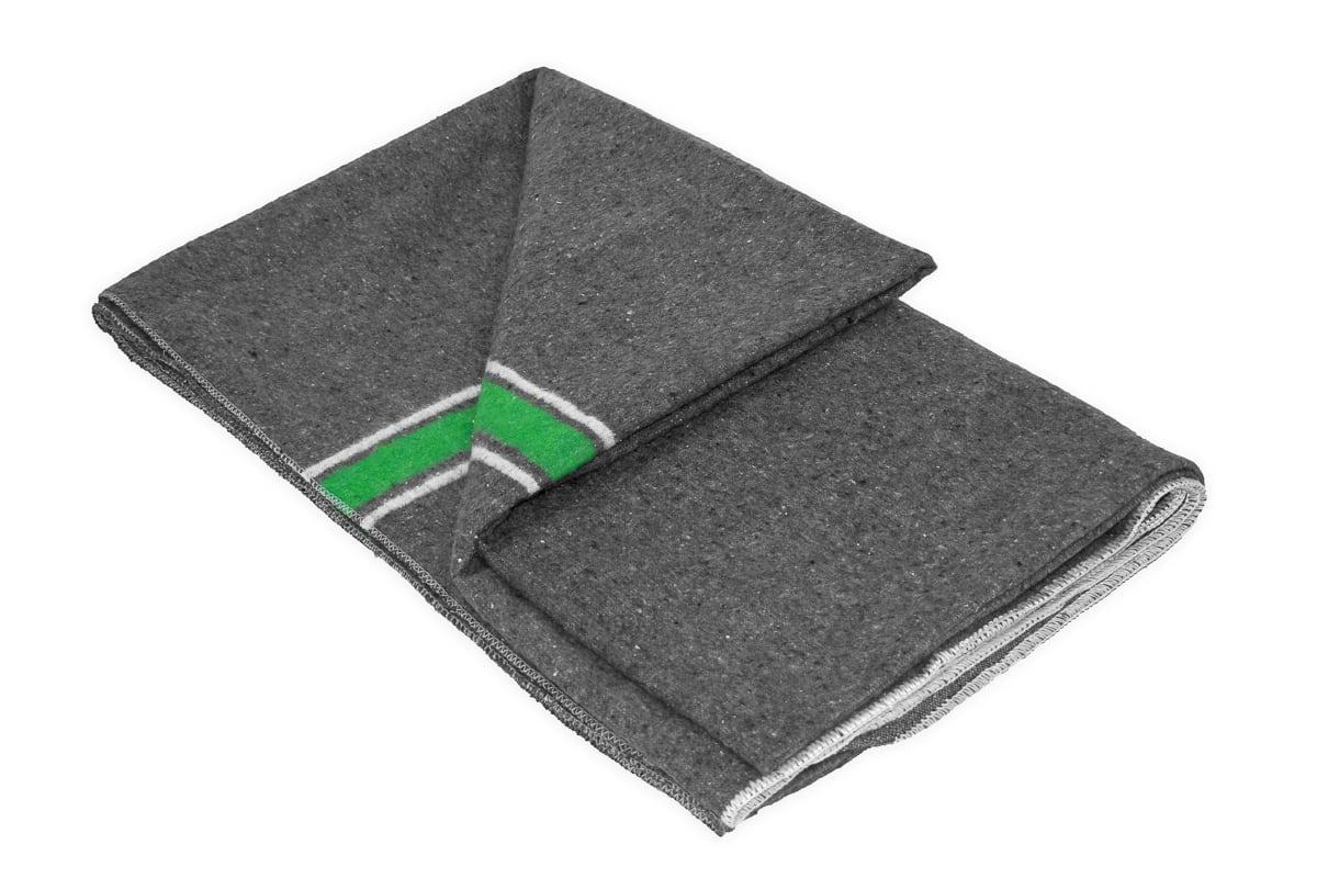 Verhuisdekens fedepack groen/wit - 150 x 250cm x 2065gr