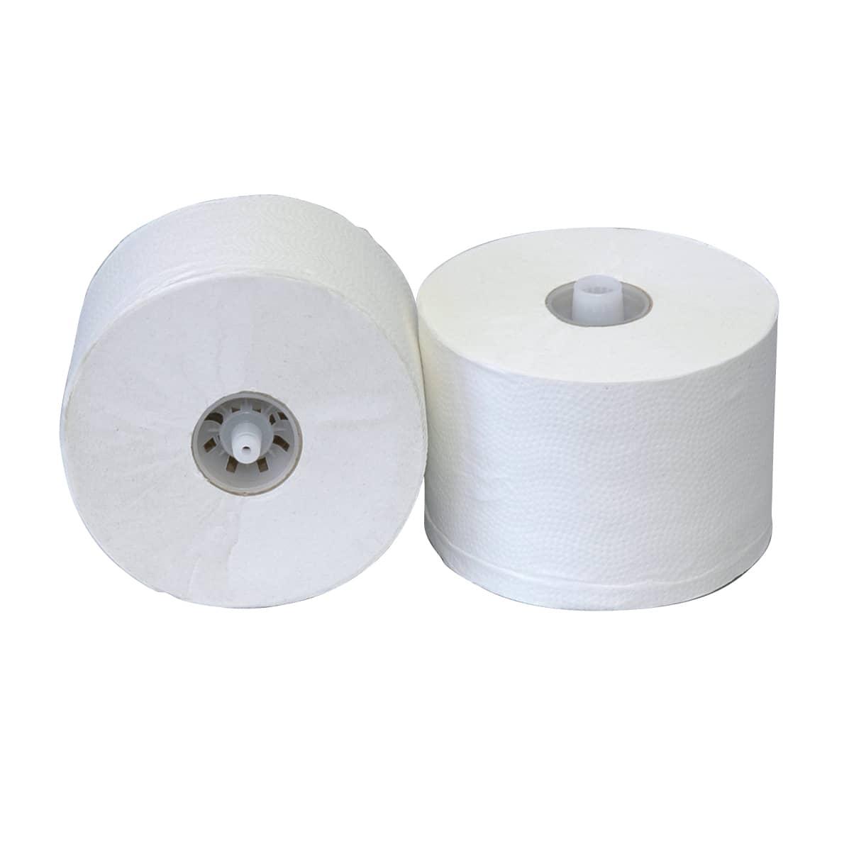 ECO toiletpapier gerecycled met dop 2-laags - 100m (36 rollen)
