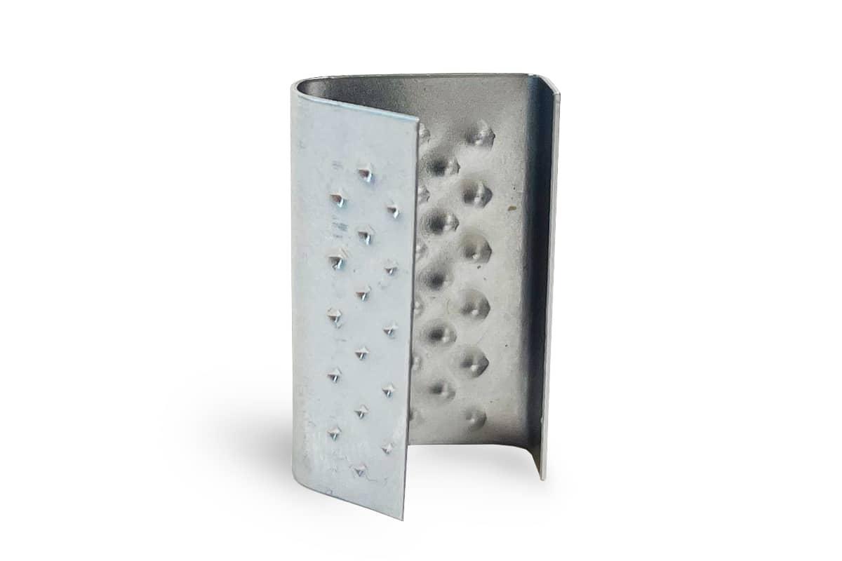KU Zegels metaal - 13mm - doos á 3.000 stuks