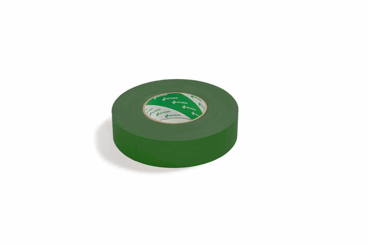 Nichiban® 1200 gaffa tape groen - 25mm x 50m
