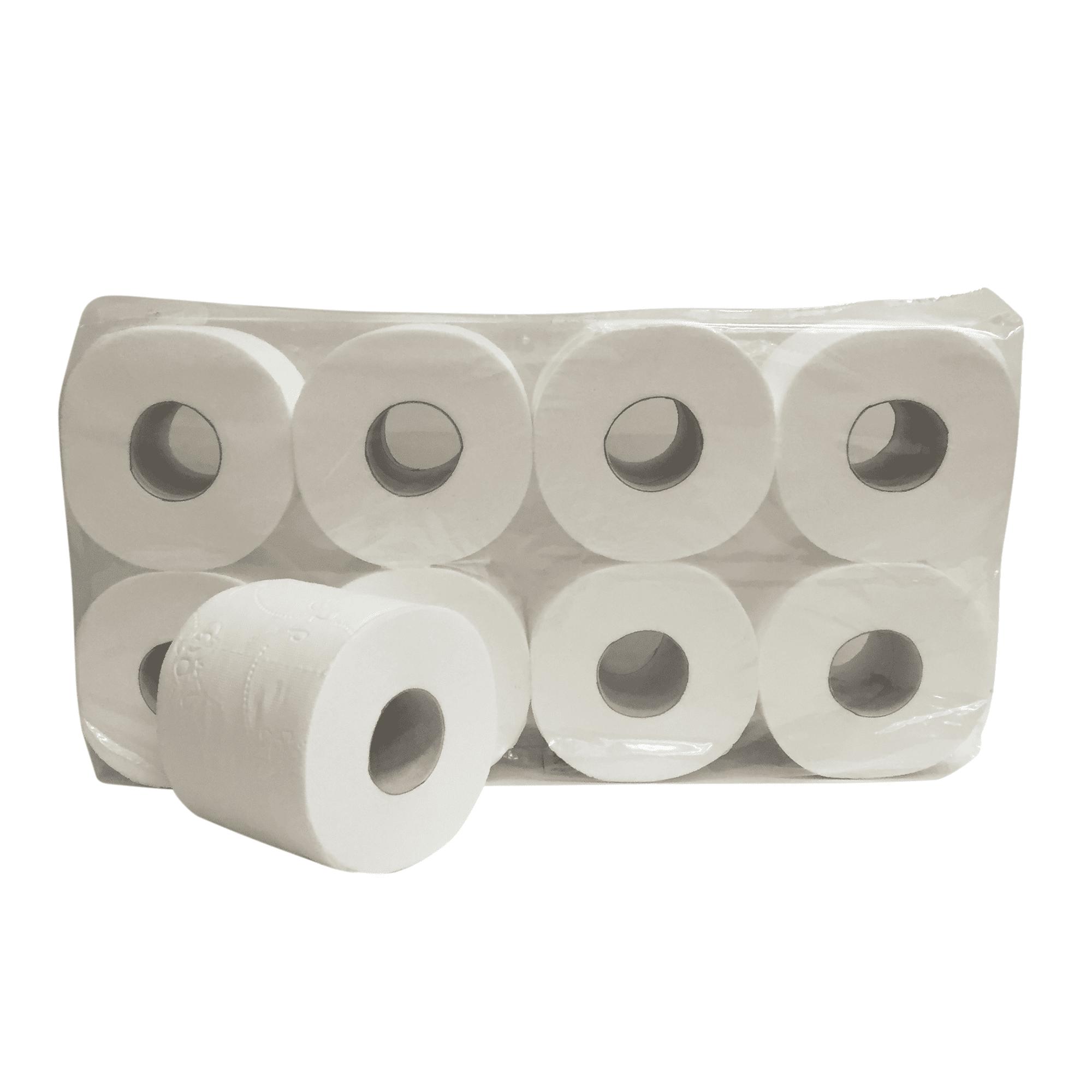 Toiletpapier cellulose 3-laags - 250 vel (64 rollen)