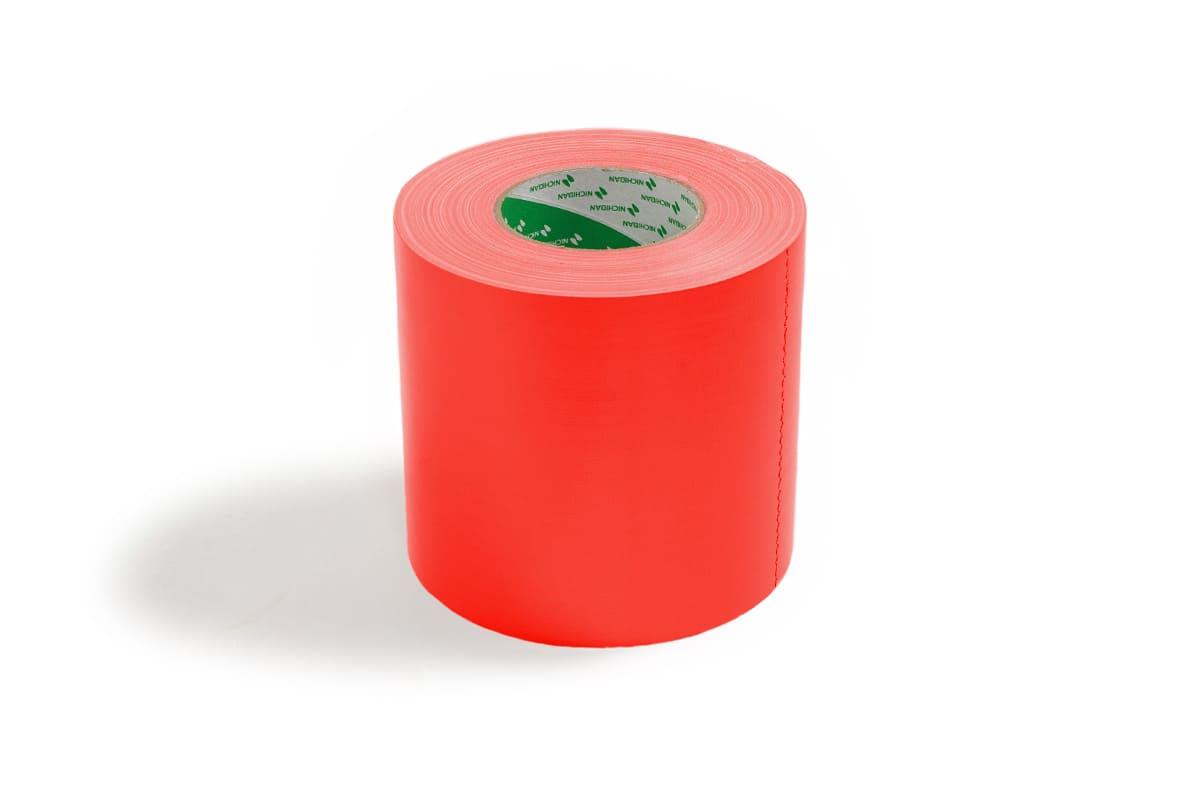 Nichiban® 1200 gaffa tape rood - 100mm x 50m