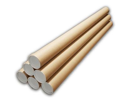 Ronde verzendkoker - 495mm x ⌀ 50mm (25 st)