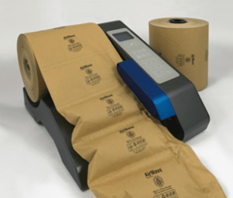 """Pro Air luchtzakjes folie """"Paperwave"""" 7.1 - 100 x 200mm x 300m"""
