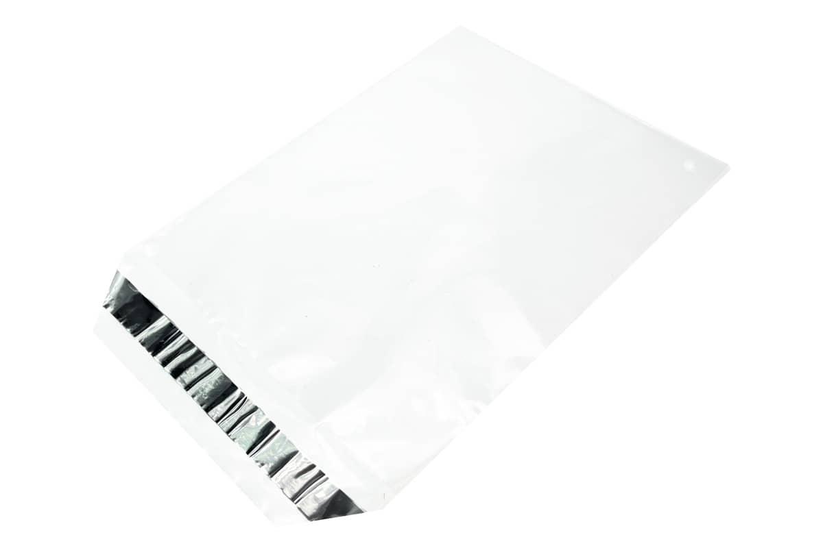 Enveloppen transparant - 165 x 220 + 50mm (1.000 st)