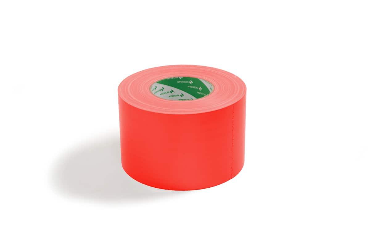 Nichiban® 1200 gaffa tape rood - 75mm x 50m