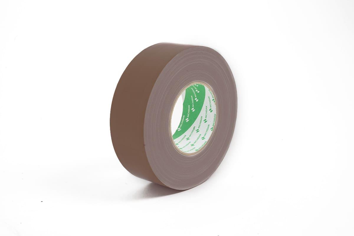 Nichiban® 1200 gaffa tape bruin - 50mm x 50m
