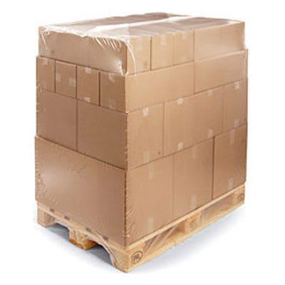 Plastic krimphoezen - 1250 x 425/425 x 1700mm x 100my