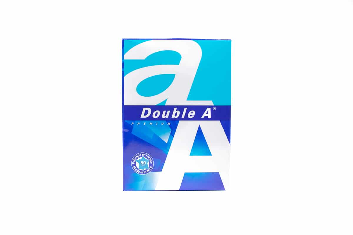 Double A Paper A4 kopieerpapier 80g wit - 500 vel