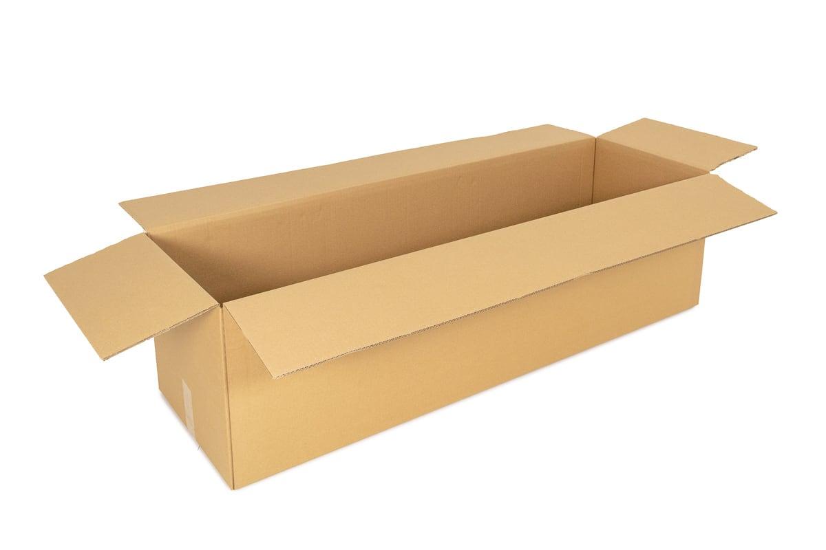 Langwerpige kartonnen doos - 1620 x 325 x 325mm
