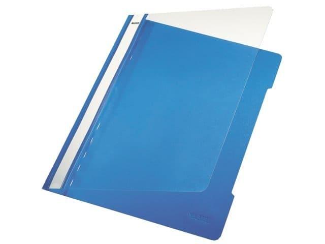 PVC Snelhechter blauw Leitz 4191 A4