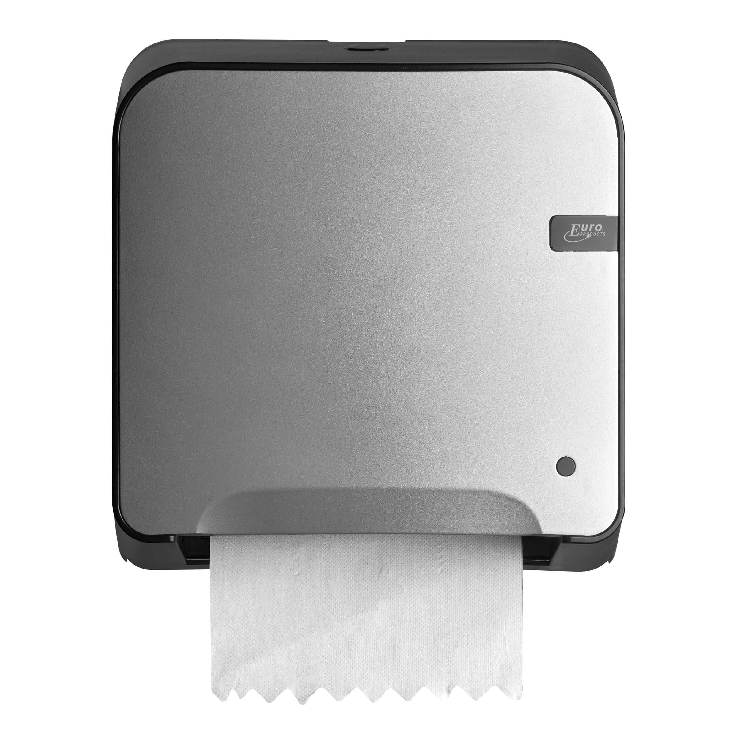 Quartz handdoekautomaat Mini Matic XL zilver