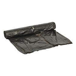HDPE pedaalemmer afvalzakken - 50 x 55cm x 15my