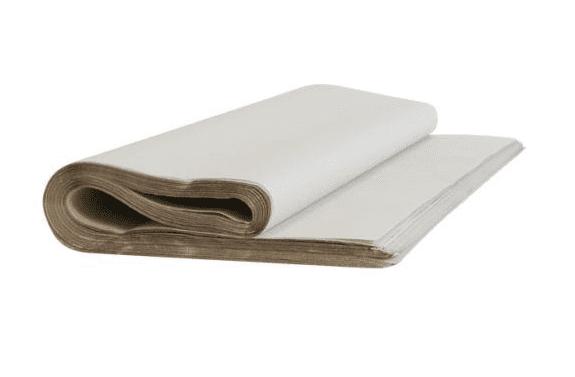 Ersatz papier vellen - 750 x 1000mm