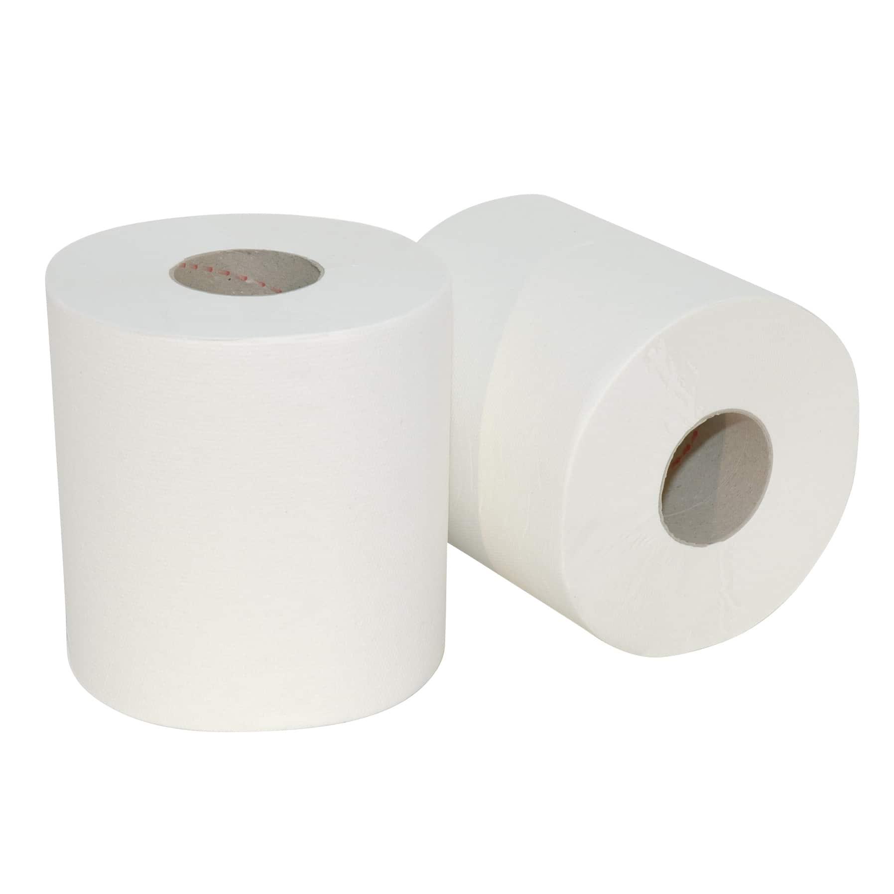Midi poetspapier cellulose 2-laags (6 rollen)