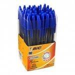 Balpen Bic M10 blauw medium (50 st)