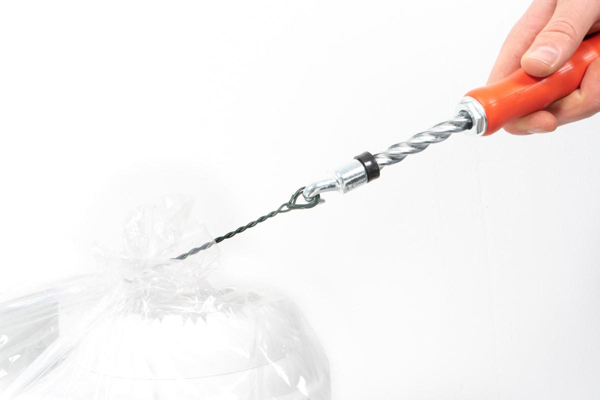 Drilbinder apparaat - drilbind stropper