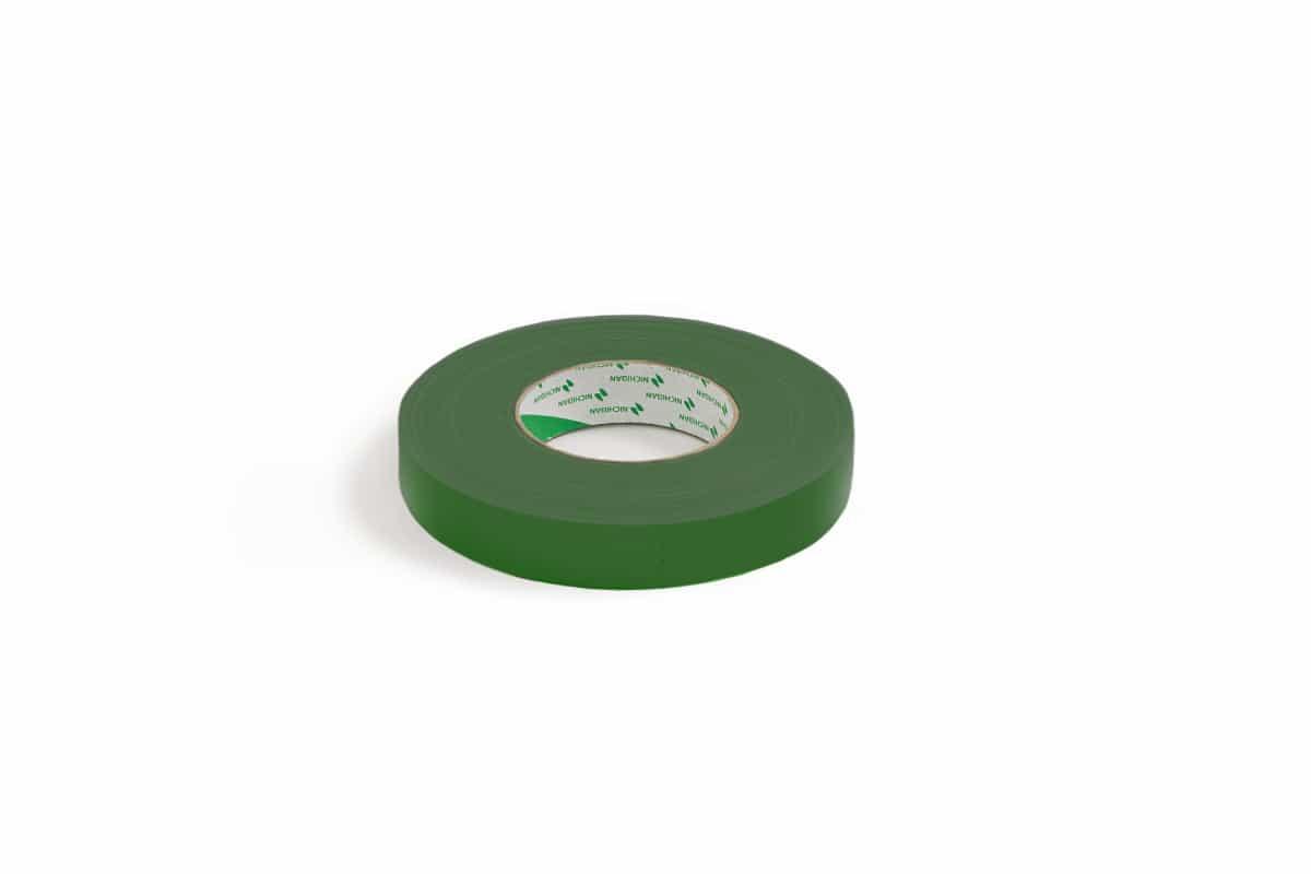Nichiban® 1200 gaffa tape groen - 19mm x 50m