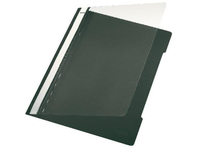 PVC snelhechter zwart Leitz 4191 A4