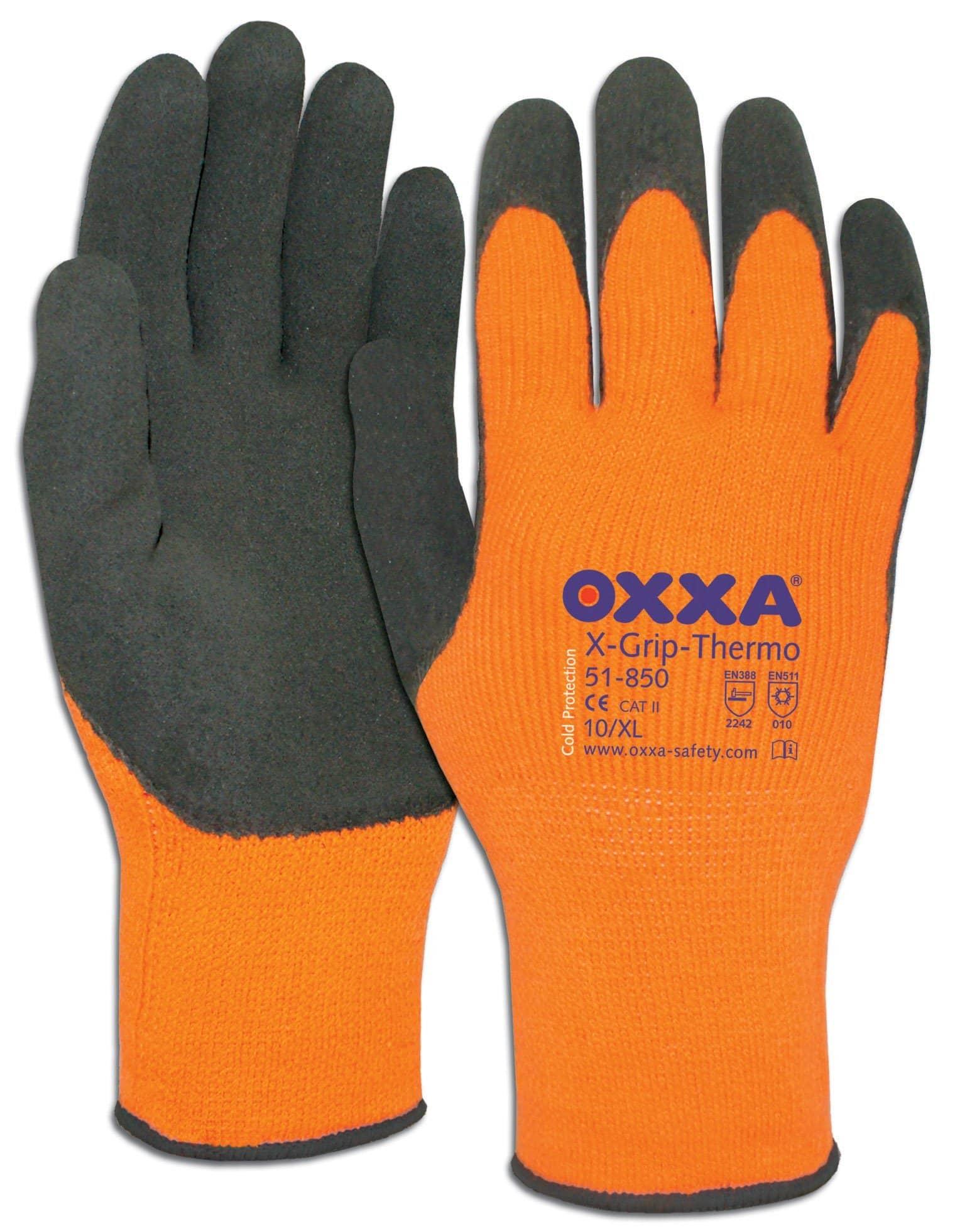 Oxxa X-Grip-Thermo 51-850 handschoenen - 12 paar