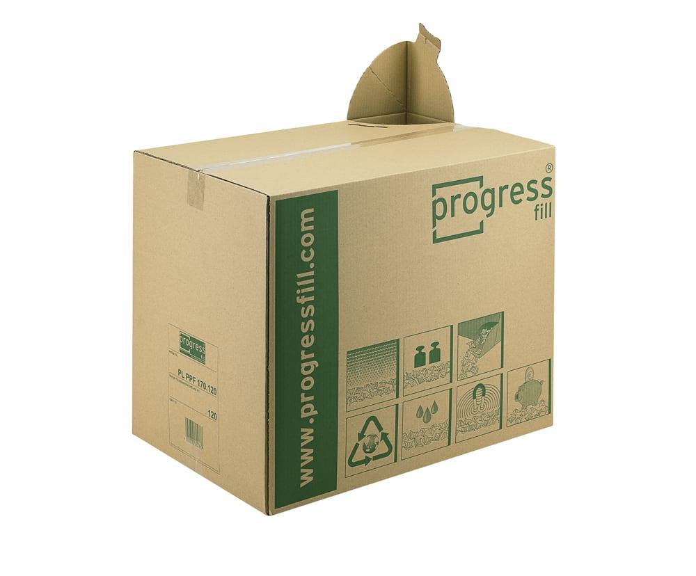 Paperfill papieren opvulmateriaal - 240L