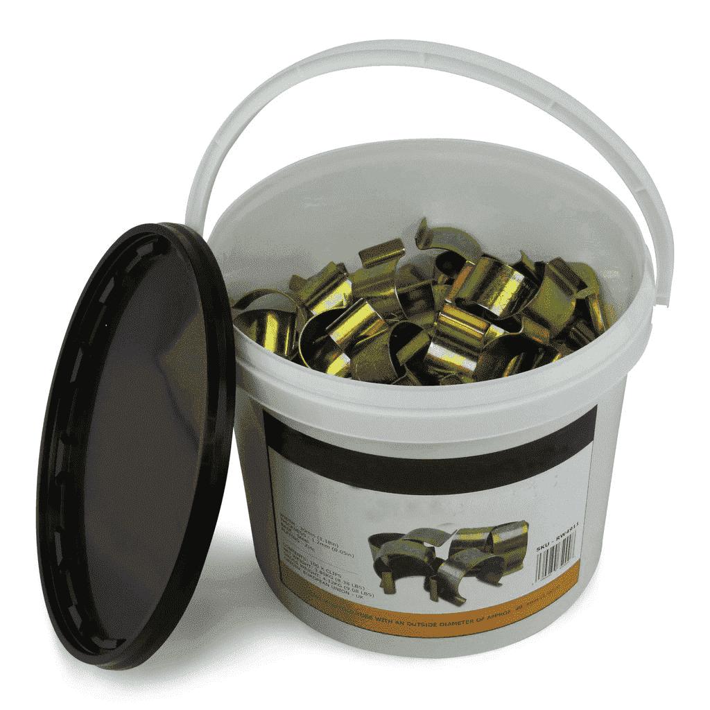 Steigerbuis klemmen - 30mm