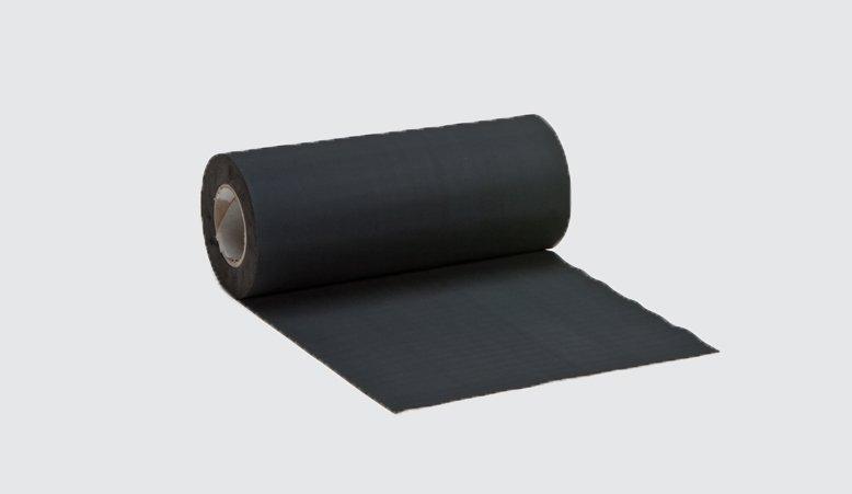 EPDM rubberfolie - 60cm x 20m x 0,5mm