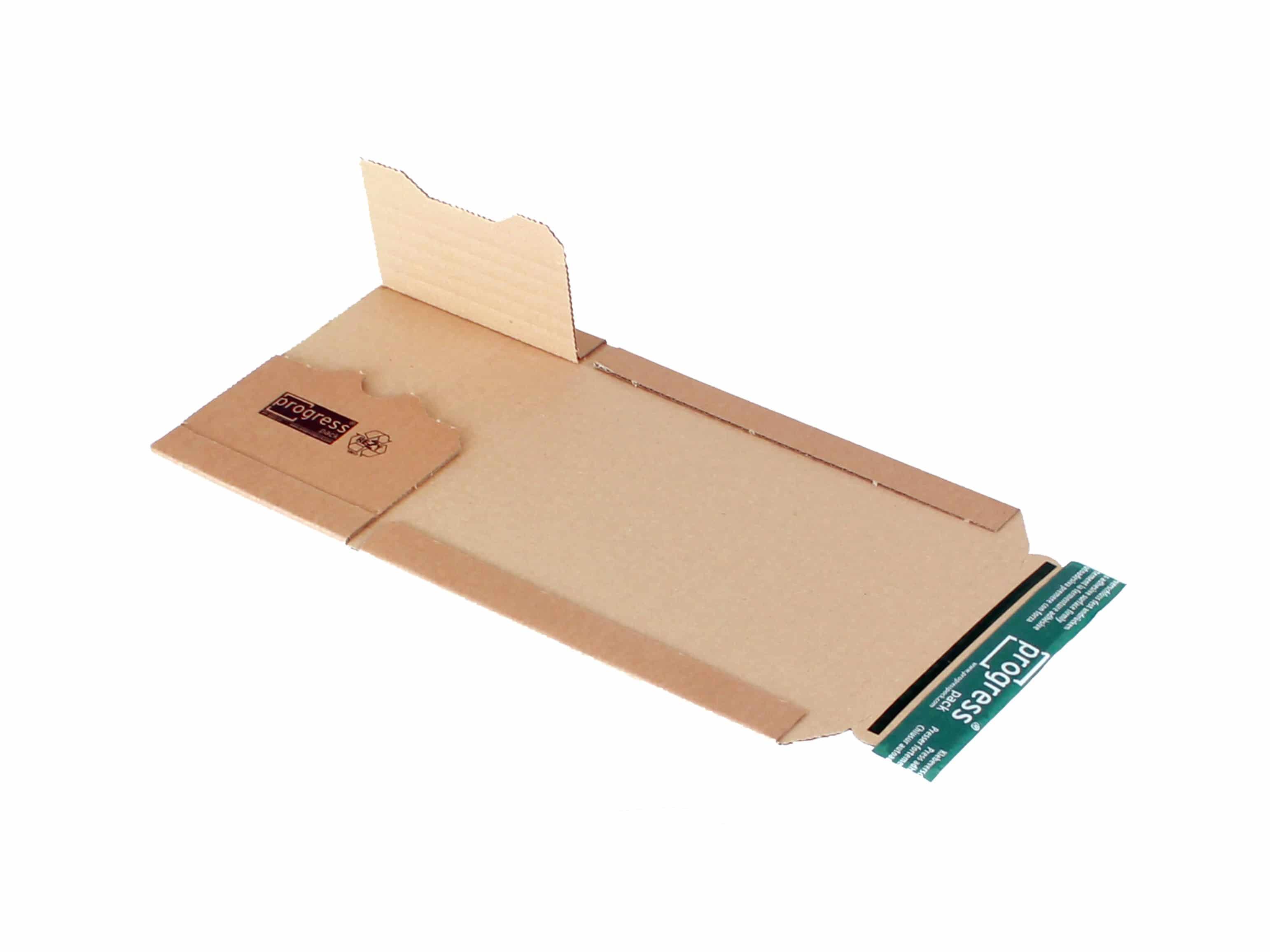 Boekverpakkingen Premium - 147 x 129 x 0-55mm (20 st)