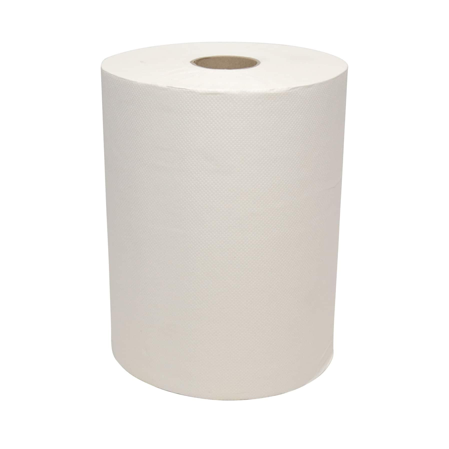 Papieren handdoekrol Mini Matic 2L cellulose - 165m (6 rol)