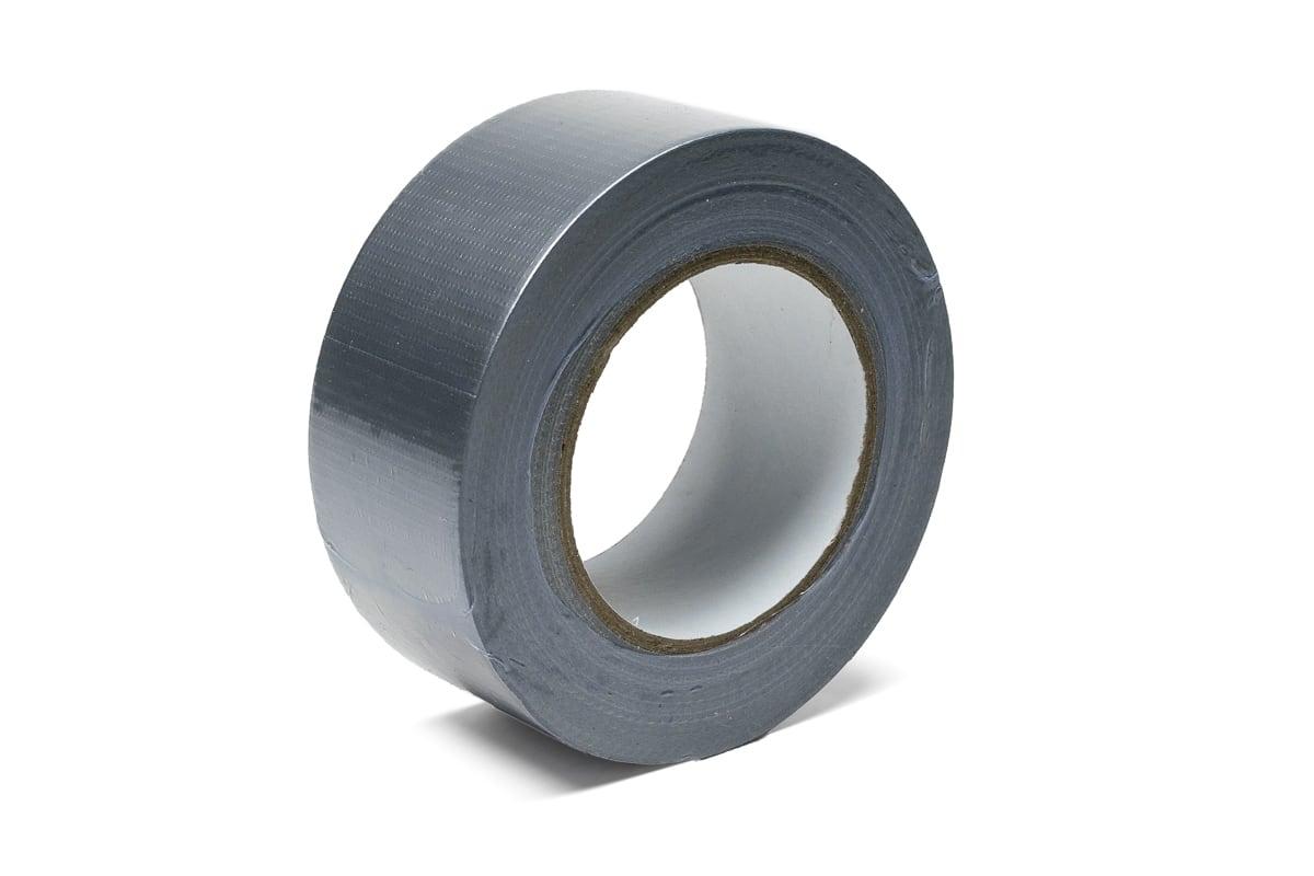 Duct tape grijs - 50mm x 50m