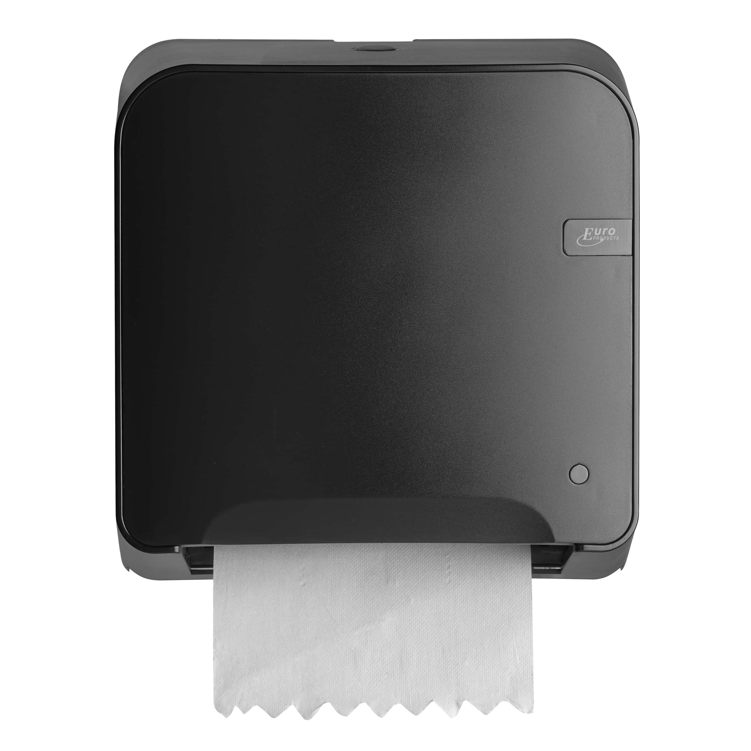 Quartz handdoekautomaat Mini Matic XL zwart